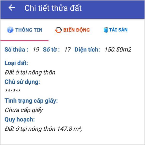 Bán đất tái định cư Phước Khánh Nhơn Trạch Đồng Nai 17/19-3