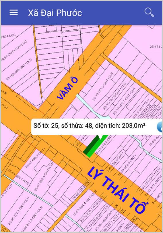 Bán đất Nhơn Trạch Đồng Nai gần phà Cát Lái