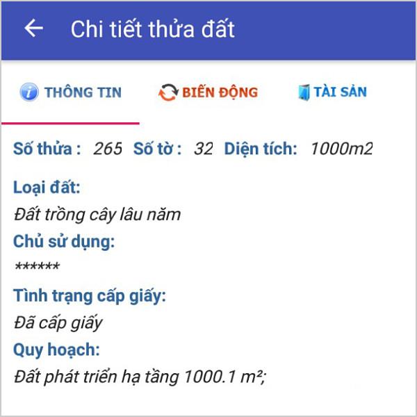 Bán đất xã Phú Thạnh Nhơn Trạch Đồng Nai 32/265 gần đường Vành Đai 3-3