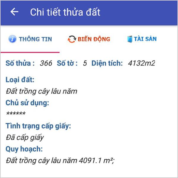 Bán đất xã Phước Khánh Nhơn Trạch Đồng Nai mặt tiền Phạm Thái Bường 5/366-3