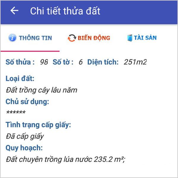 Bán đất xã Phước Khánh Nhơn Trạch Đồng Nai mặt tiền Phạm Thái Bường 5/366-5