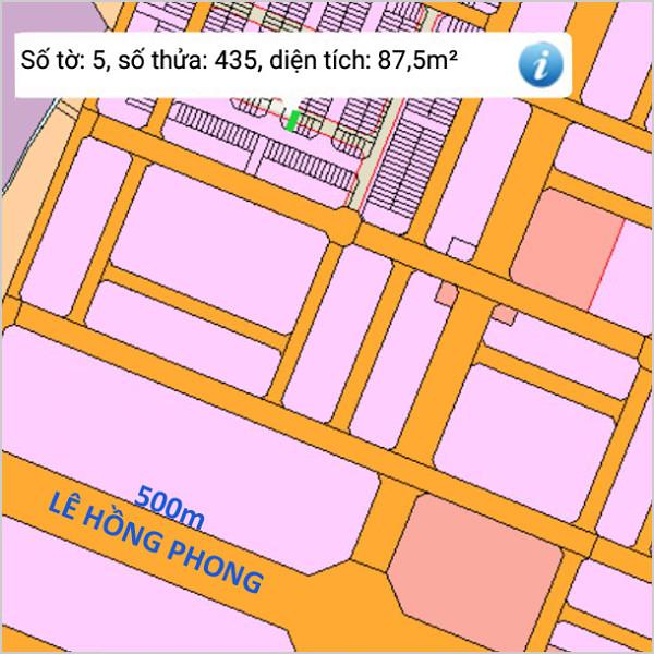 Bán đất dự án Ecosun Nhơn Trạch Đồng Nai 5/435-1
