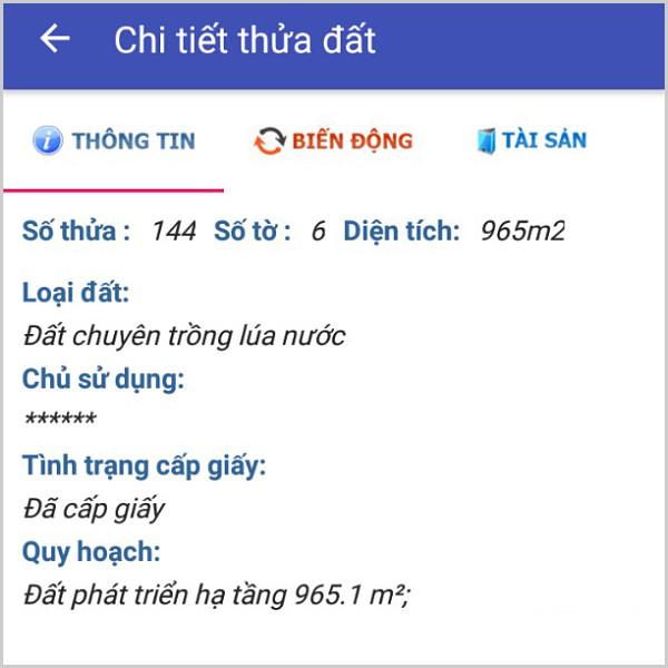Bán đất Nhơn Trạch Đồng Nai gần phà Cát Lái 6/75-5