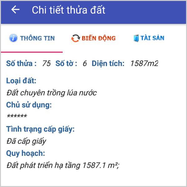 Bán đất Nhơn Trạch Đồng Nai gần phà Cát Lái 6/75-6