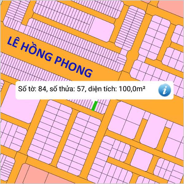 Bán đất dự án HUD Nhơn Trạch Đồng Nai 84/57-1