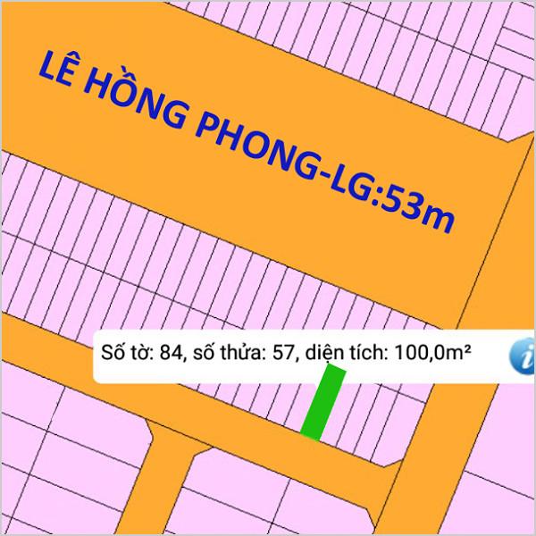 Bán đất dự án HUD Nhơn Trạch Đồng Nai 84/57-2