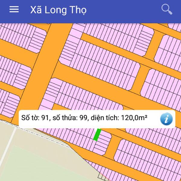 Bán đất dự án HUD Nhơn Trạch Đồng Nai 91/99-1