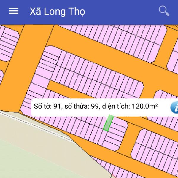 Bán đất dự án HUD Nhơn Trạch Đồng Nai 91/99-2